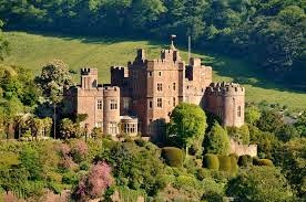 Exmoor Dunster Castle