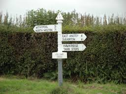 Exmoor directions to Westerclose
