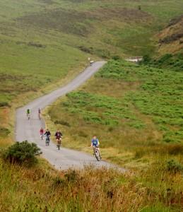 Exmoor cycling Withypool